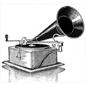 Gramophone clipart victorian Clipart gramophone Free Photos Public