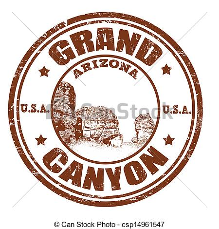 Grand Canyon clipart Canyon  Grand csp14961547 stamp
