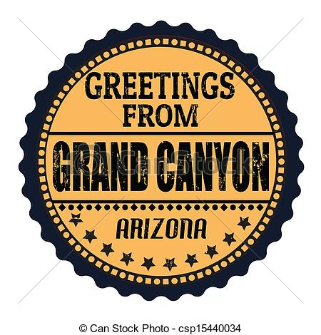 Grand Canyon clipart garnd Grand Grand stamp Grand with