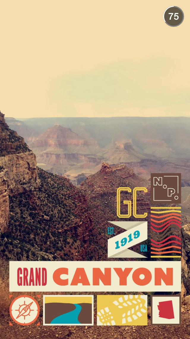 Grand Canyon clipart grad Canyon Canyon snapchat AZ AZ