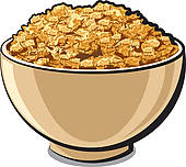 Granola clipart Tasty side Acai Art GoGraph