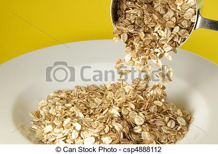 Granola clipart organic Stock Granola csp4888112 Granola Photo