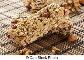 Granola clipart organic And Bar on  Raisin