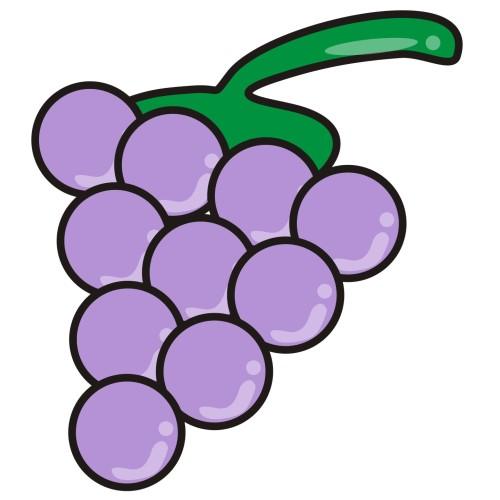 Grape clipart Clipartix id with id art