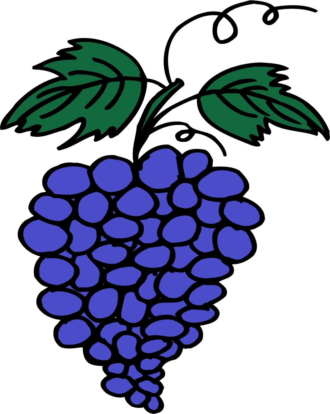 Grape clipart animated Animation Grapes The Grapes Grapes