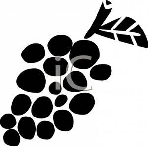Grape clipart bunch grape Panda Free Clipart Clipart Grapes