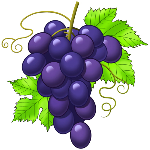 Grape clipart cartoon Printable Grapes ClipartMe Clipart Clipart
