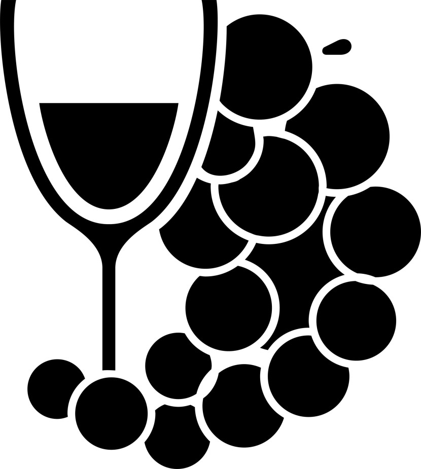 Grape clipart fancy Wine clipart 2 bottle Wine