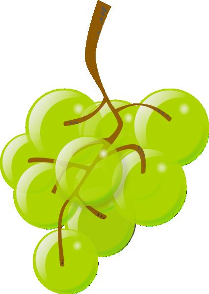 Grape clipart five #6