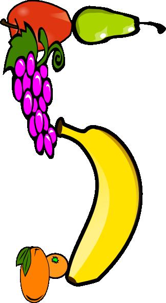 Grape clipart five #5