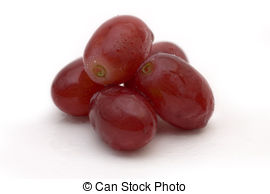 Grape clipart five #12
