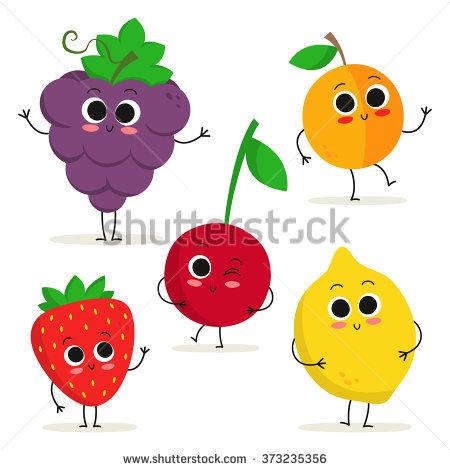 Grape clipart five #2