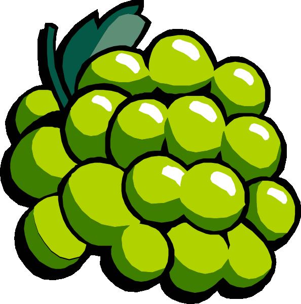 Grape clipart five #1