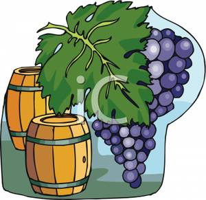 Grape clipart two Cluster Grape Royalty Grape Two
