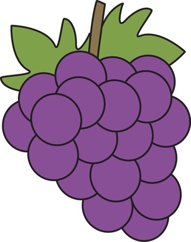 Grape clipart fancy Grapes Clipart Free Images Clipart