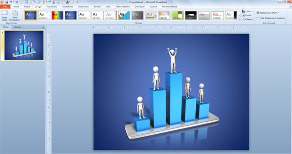 Graph clipart animated Chart success Awesome Charts Business