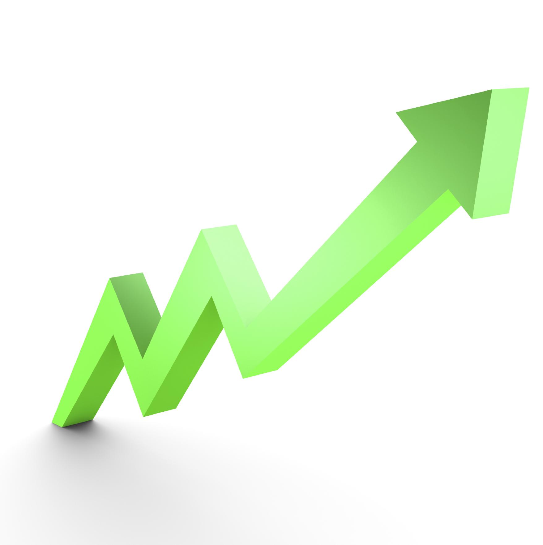 Graph clipart arrow png Gr Clipart Arrow Growth Masteri