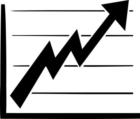 Graph clipart black and white Graph Clip Graph Art Sales