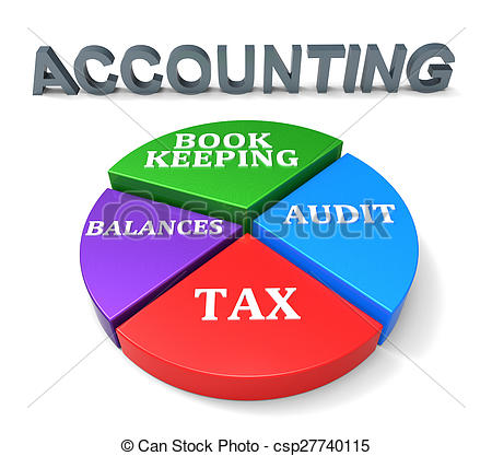 Graph clipart chartered accountant Chart Bookkeeper Balancing Books And