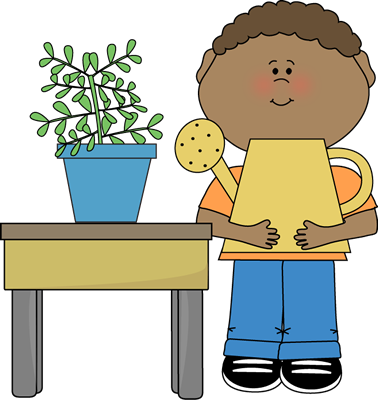 Science clipart kid plant #4
