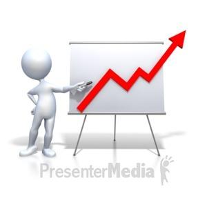 Graph clipart data table ID# Arrow Clipart Presentation for
