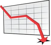 Graph clipart decline Cliparts Clipart Decline Decline