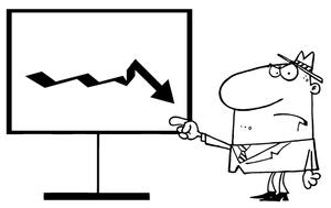 Graph clipart decline Art Clipart Sales Free Clipart