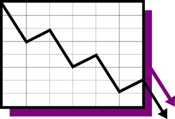 Graph clipart decrease Clipart Clipart Free Decrease 20clipart