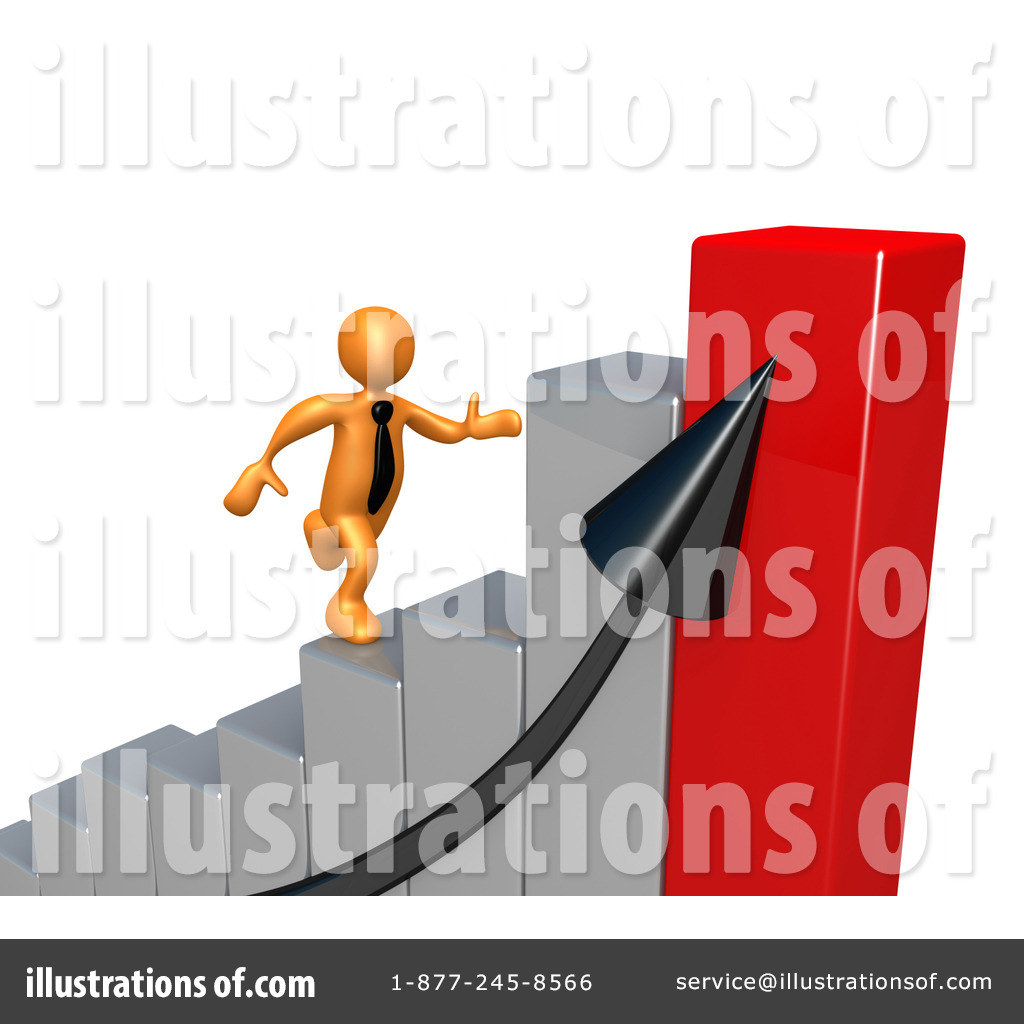 Graph clipart economics graph #46013 #46013 Clipart Illustration 3poD