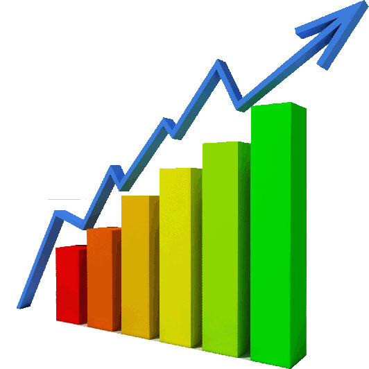 Graph clipart economy Report economic the and the