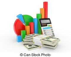 Graph clipart finance Showing at success Clip chart