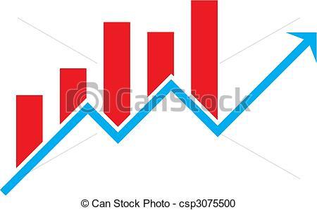 Graph clipart finance Art Clip Graph Clip Clipart