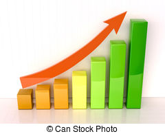 Graph clipart growth chart Bar Growth free Growth 275