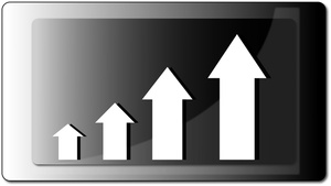 Graph clipart growth chart In Graph Clipart Growth Chart