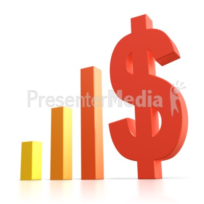 Graph clipart increase sale Graph Presentation grow Sign 2912