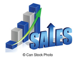 Graph clipart increase sale Graph Art file and Sales