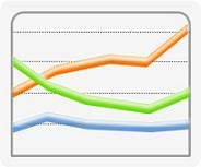 Graph clipart line graph Free Graph line Chart and