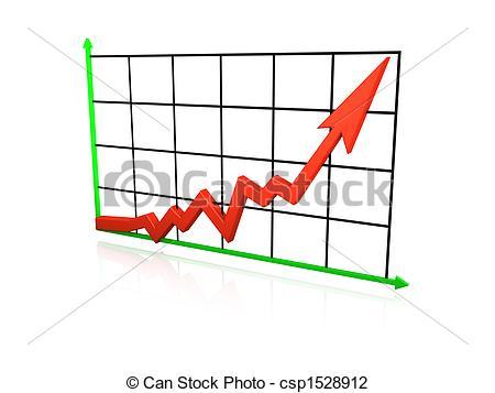 Graph clipart line graph Line up graph Art An