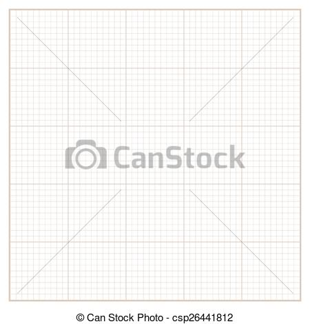 Graph clipart metric Graph paper square 5 with