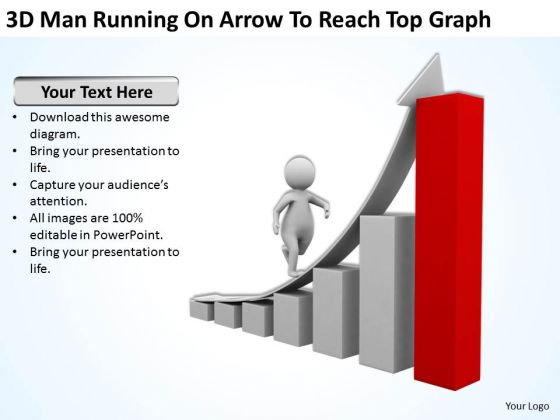 Graph clipart powerpoint 3d  Templates PowerPoint To