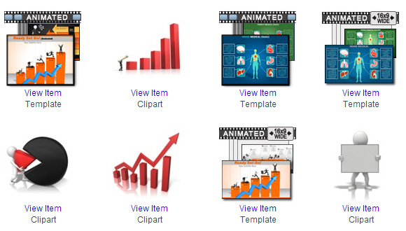 Graph clipart powerpoint PowerPoint for Charts 3D for