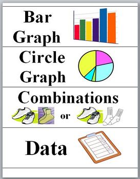 Graph clipart probability and statistics Data Math Wall Illustrated Data