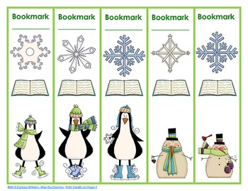 Graph clipart reading a FREE Winter Winter Wise Charts