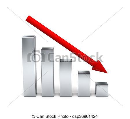 Graph clipart recession Diagram diagram of graph Clip