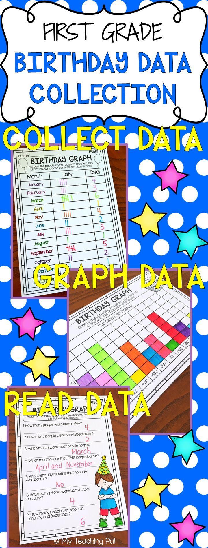 Graph clipart record data Birthday Data Pinterest Grade on