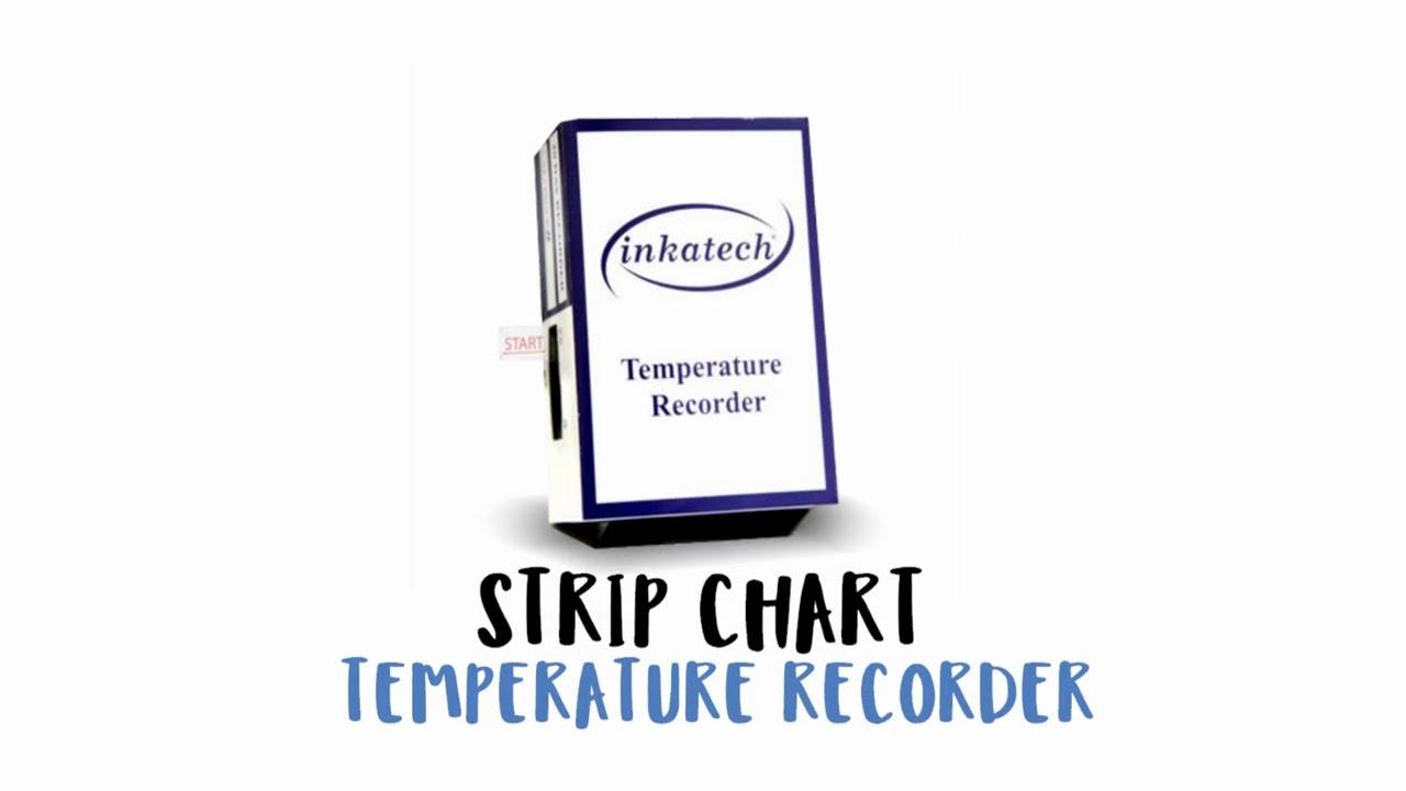 Graph clipart record data & Temperature Logger Temperature Recording