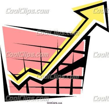 Graph clipart sale chart Clipart Chart  375x356 Sales