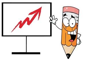 Graph clipart school data Of Business cartoon Pencil cartoon