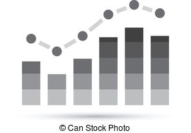 Graph clipart statistics math Royalty  Graph Illustration Stats