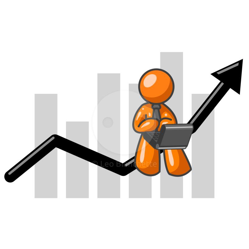 Graph clipart stock market rise Chart Art Market Clip Clip